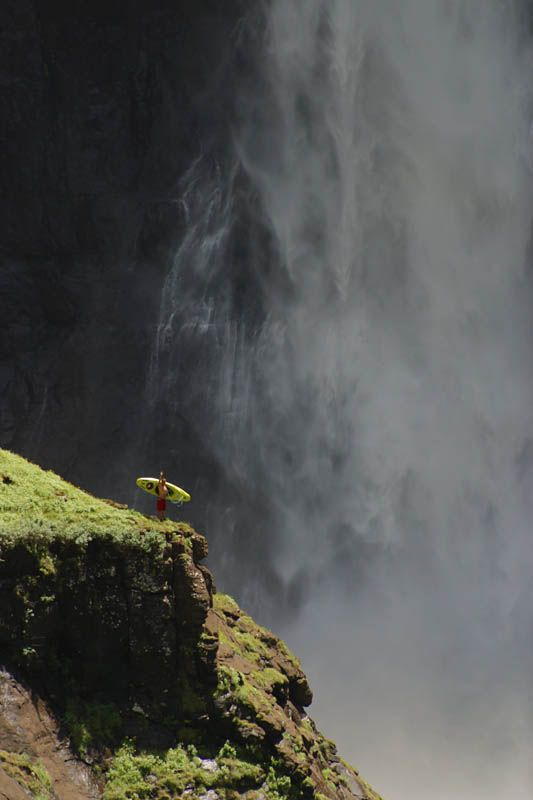 The Top 30 Whitewater Kayaking Photos by Red Bull