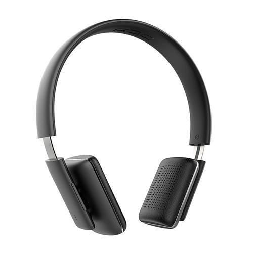 Description:  Main Features: Noise canceling, isolate the noise, give you a better listening experience40mm dynamic unit, provides a clear soundBuilt-in 200mAh Li-polymer battery, for 390 hours standby time, 12 hours music timeProtein earmuff, very soft and comfortable, adds no burden to your earAnti-fingerprint, oil resistance      Specification      General  Brand: QCY Model: QCY50 Color: Black,Red,White Wearing type: Headband Function: Answering Phone,Bluetooth,Microphone,Noise…
