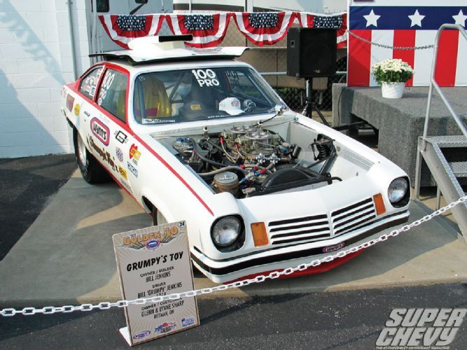 We take a trip down memory lane and give an an affectionate tribute to the great William Tyler Jenkins. Click here for more details or check out the August 2012 issue of Super Chevy Magazine