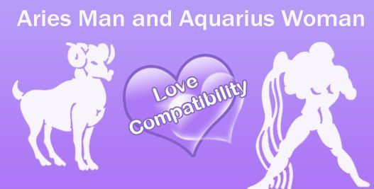 Daily Horoscope Bélier - Read Aries man love match compatibility with Aquarius woman. Aries Male and Aqua
