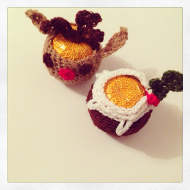 8 best images about Christmas crochet on Pinterest Free pattern, Chocolate ...