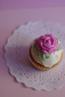 La Rose Cherie(ラ・ローズ・シェリー)-カップケーキ・デコレーション