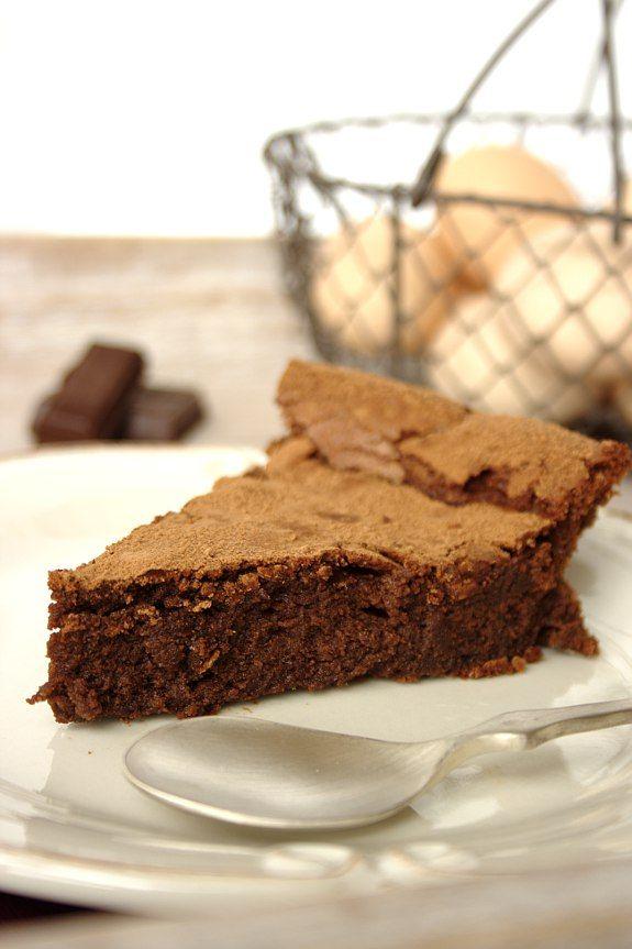Cinco Quartos de Laranja: Tarde de chuva e bolo de chocolate ...