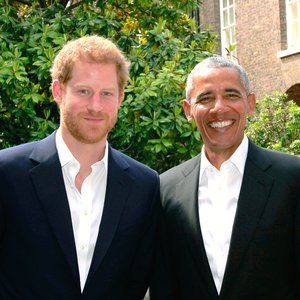 Former President Barack Obama Opens Up To Prince Harry In Revealing New Interview