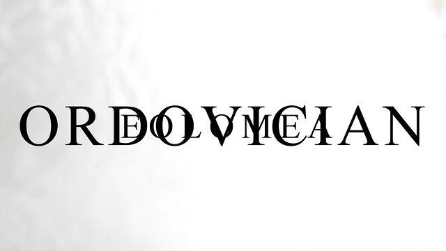 Ordovician by Aleks Slota. Title: Ordovician