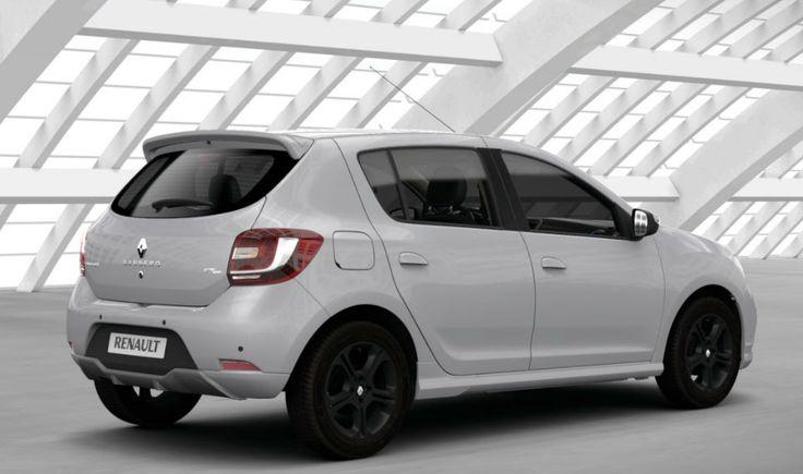 Renault Sandero R.S. e GT Line já podem ser configurados no site oficial da marca | Autos Segredos