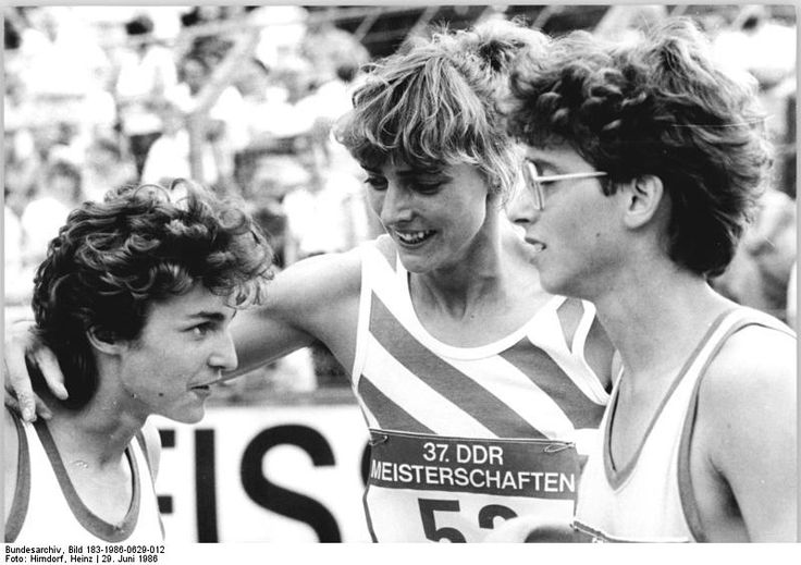17 best ideas about eastern bloc athletes from the 70s and for Koch 400m world record