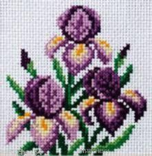cross stitch viola ile ilgili görsel sonucu
