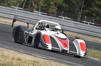 Zostań kierowcą bolida wyścigowego