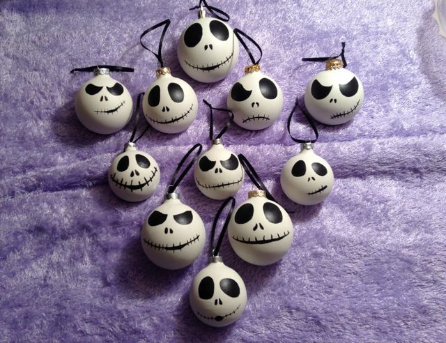 1000+ images about Christmas on Pinterest | Trees ...  The Nightmare Before Christmas Jack Makeup