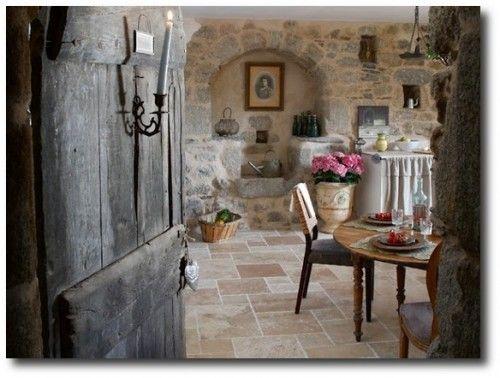 French Provence Style - La Mas Fougairolles