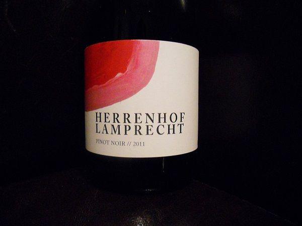 Herrenhof Pinot Noir 2011