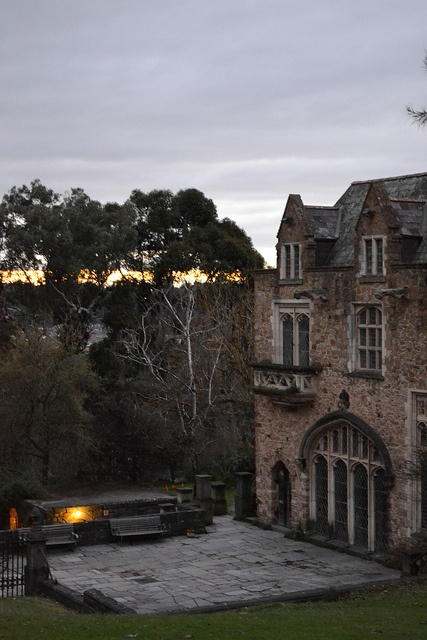 Montsalvat - so beautiful, an artist colony in Eltham, Vic: