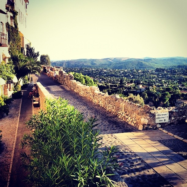 St Paul de Vence. Been there done that