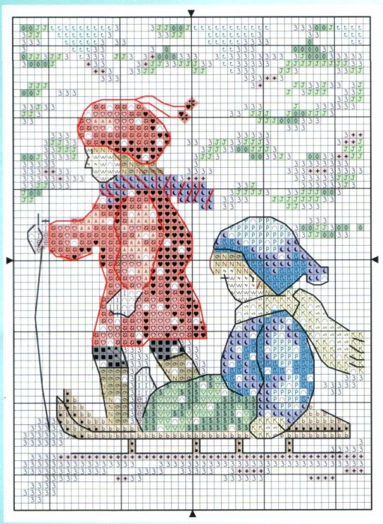 Gallery.ru / Фото #52 - Cross Stitch Crazy 169 ноябрь 2012 + приложение Christmas Co - tymannost