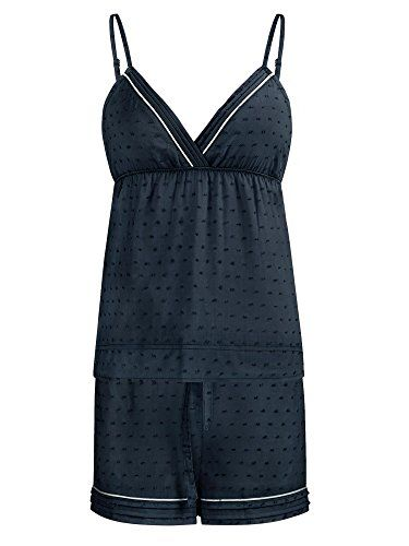 Yulee Women s Short Pajama Set Cami and Shorts Set Sleepwear Lingerie S-XXL 4a305a1a2