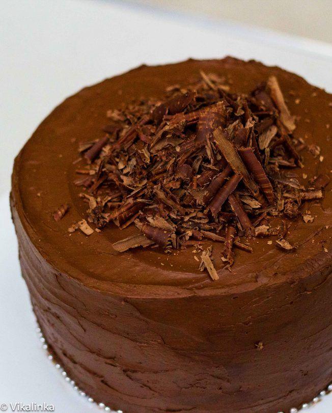 Chocolate Guinness Cake Recipe — Dishmaps