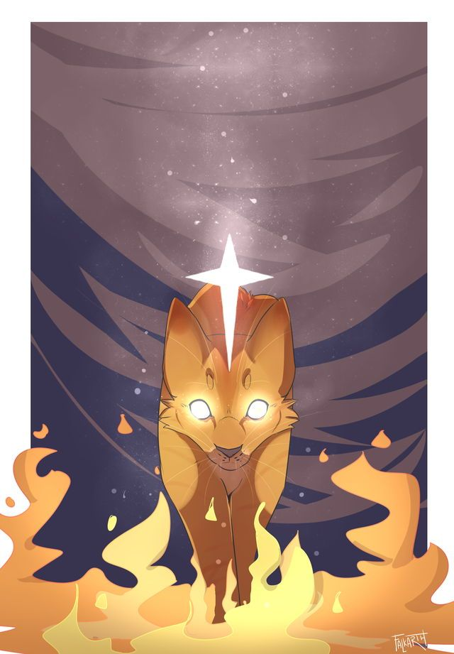 Fire Star Warrior Cats Books Warrior Cats Fan Art Warrior Cats Art