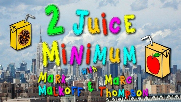 2 juice minimum kids comedy nye  Family activities, 2 Juice minimum, NYC Activities, Kids Comedy NYC, MiTC