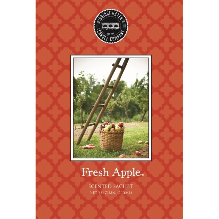 Fresh Apple Bridgewater | Geurzakjes | Kadoshop De Duizendpoot
