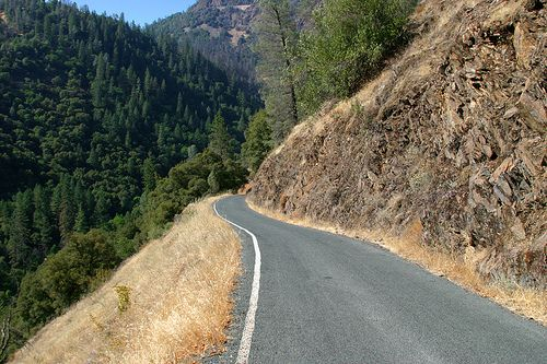 Iowa Hill Road - California Gold...