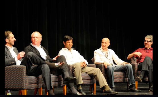 But the panelists explained that there were six key reasons why many team members became entrepreneurs: