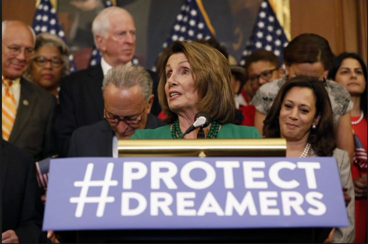 """Nancy """"America's Wicked Stepmother"""" Pelosi and the Democrats are intending to fill the House chamber with Dreamers (illegal aliens) at the time of President Trump's SOTU Address, likely to trigger a commotion, provide a bit of theater, and interrupt the event as much as achievable."""