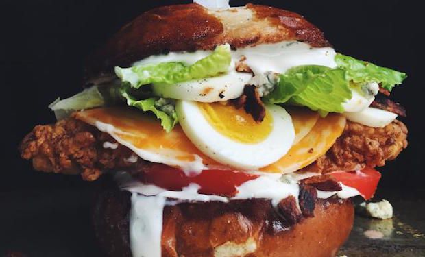 ... ranch fried chicken club sandwich the ultimate chicken club sandwich