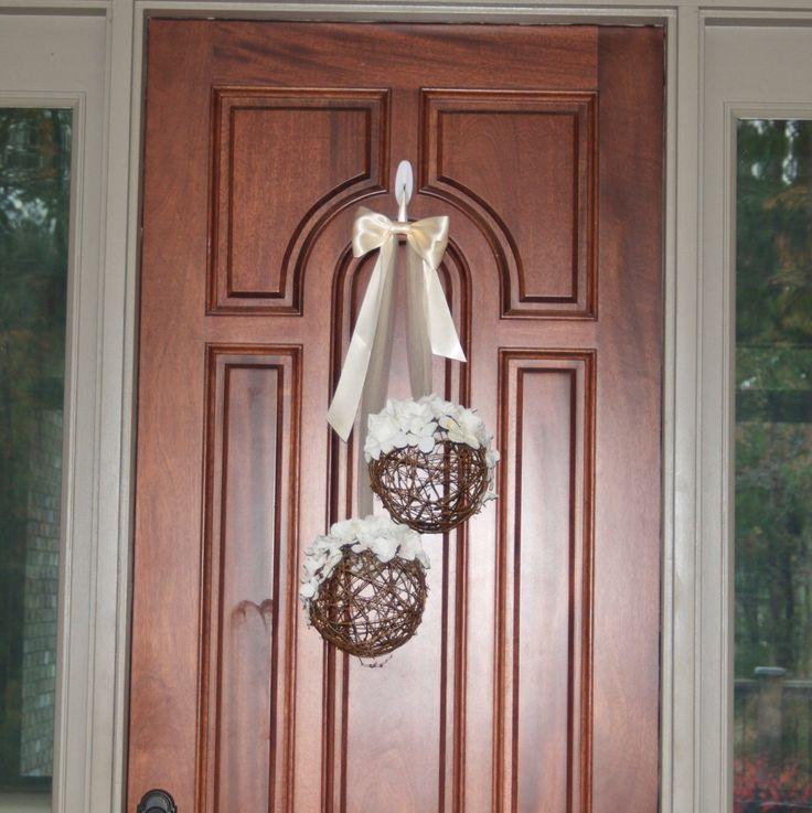 Wedding Decor, Bridal Decoration,Door Decoration.Bridal Shower Decorations by MyFabBoutique on Etsy https://www.etsy.com/listing/254550143/wedding-decor-bridal-decorationdoor