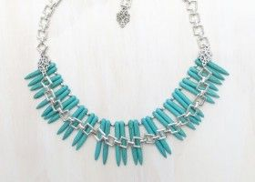 Turquoise Spikeby Spice Lilly
