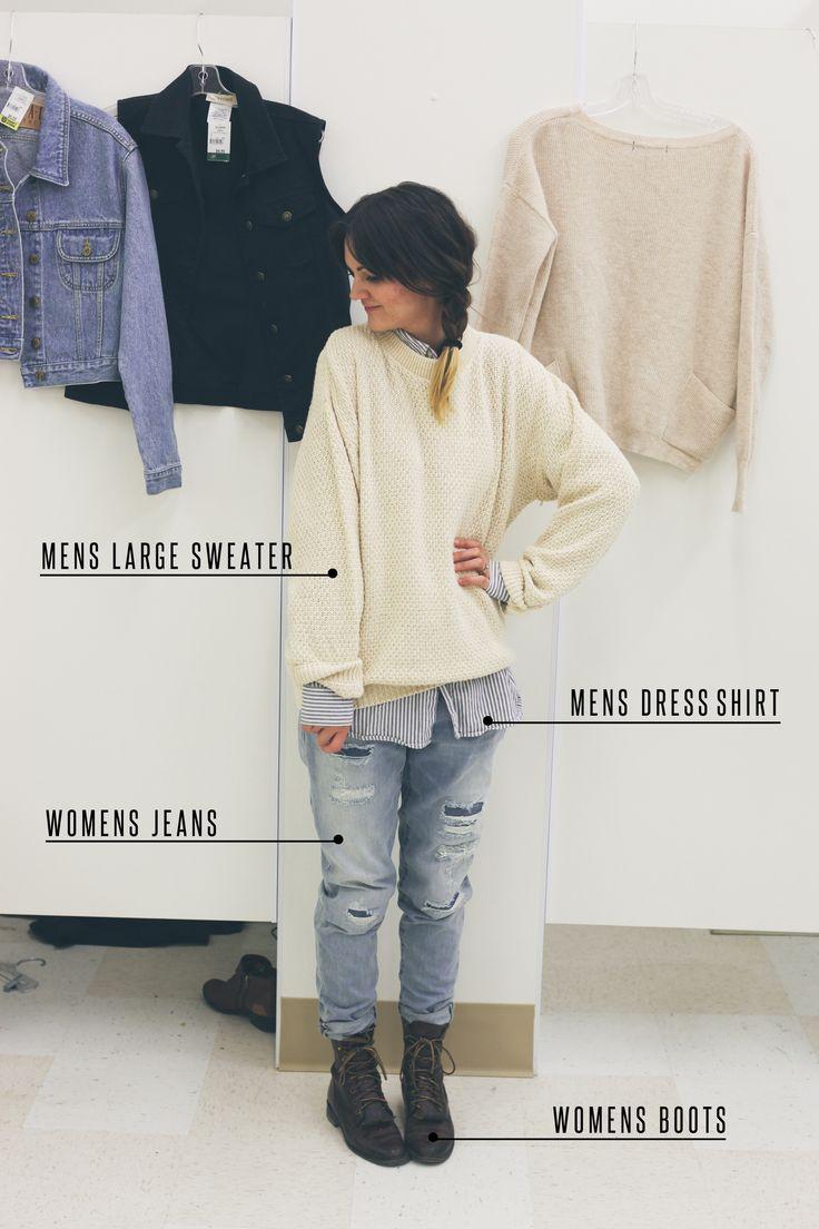 Best 25+ Thrift store fashion ideas on Pinterest   Outfit store Thrift store outfits and Thrift ...