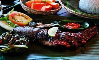 Recipes Catfish Grill Seasoning Rojak