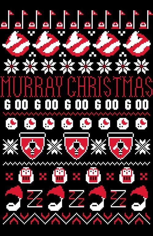 Bill Murray Christmas Sweater