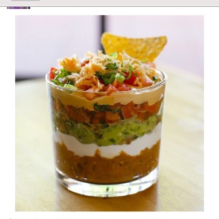 I make this dip for parties in a large casserole dish, but it gets messy. These single serve cups are a perfect solution!