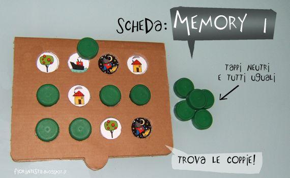 Awesome memory gameItalian Memories, Memories Games, Diy Bottle, Bottle Cap, Folder Games, Diy Memories, Cap Memories, Diy Projects, Awesome Memories