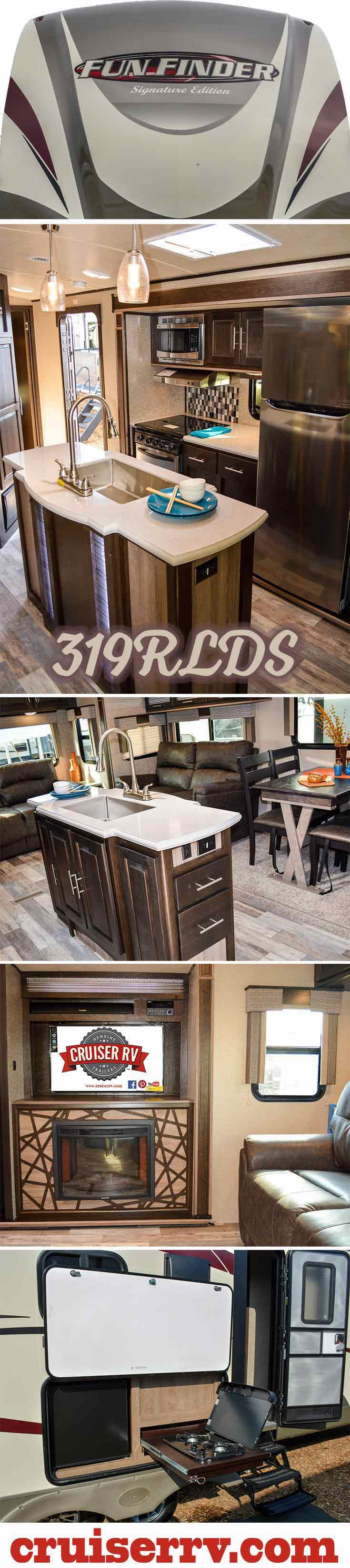2017 Fun Finder Signature 319RLDS | Cruiser RV
