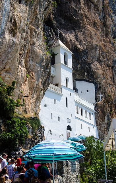 Monastery Serbia- this is my dream where hugh hefner and i were trying to get out but all these people were taking everything from me and i had to feel ugly