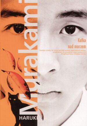 Okładka książki Kafka nad morzem