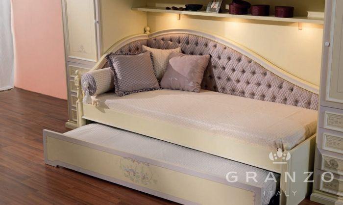 Кровать Glicine DOR (Детские Pellegatta) Кровать, Мебель