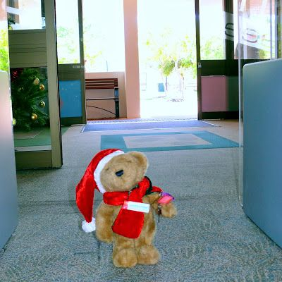 Kids@Cockburn Library: Christmas Adventures of Bing the Library Bear #3. Keys to the library