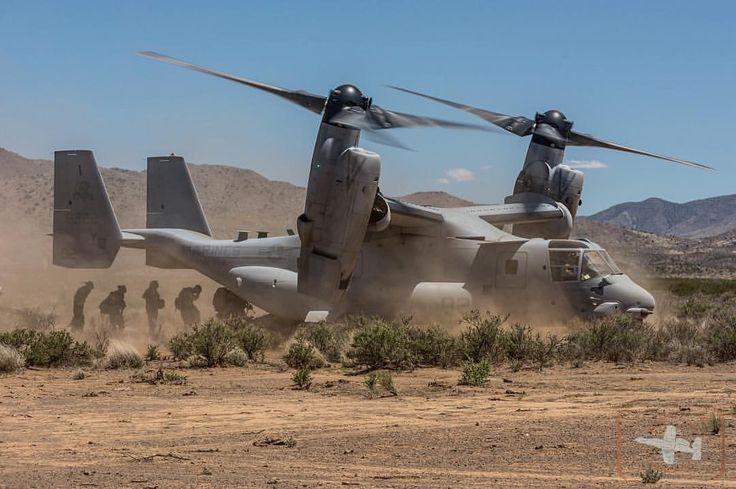 U.S. Marine Corps MV-22 Osprey