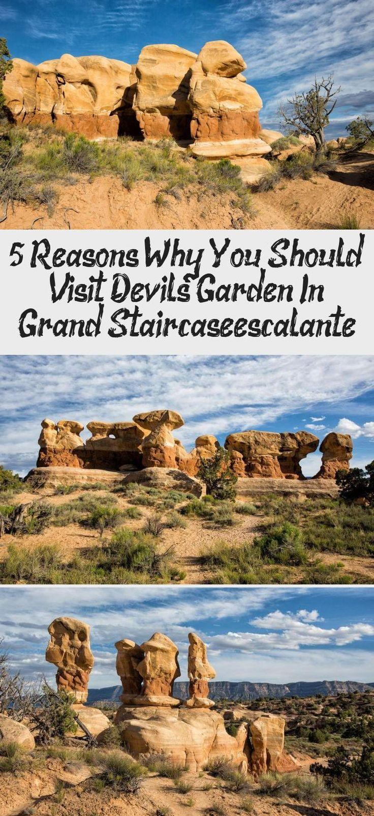 Devils Garden Grand Staircase Escalante National Monument 400 x 300