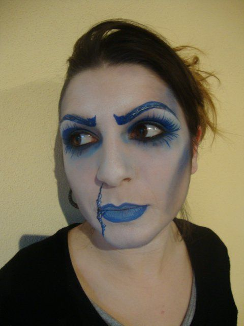 Body Painting... La Sposa Fantasma