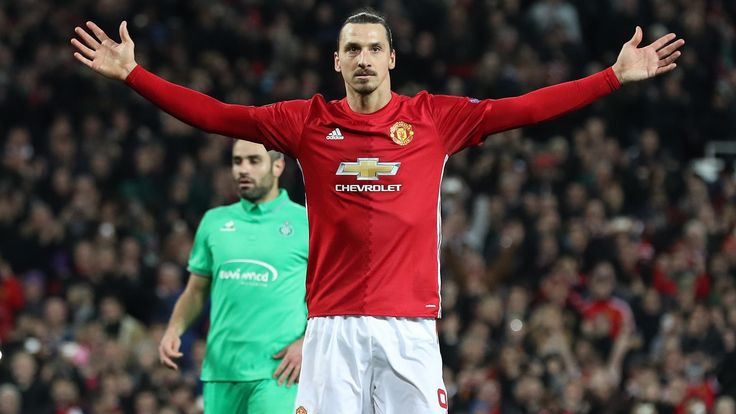 Zlatan Ibrahimovic's Manchester United release announced #News #composite #Football #ManUtd #PremierLeague