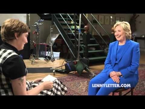 Hillary Clinton Videos With Lena Dunham   Vote HillaryHillary Clinton 2016   Hillary Shirts For President 2016