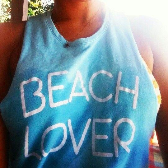 Beach Lover !