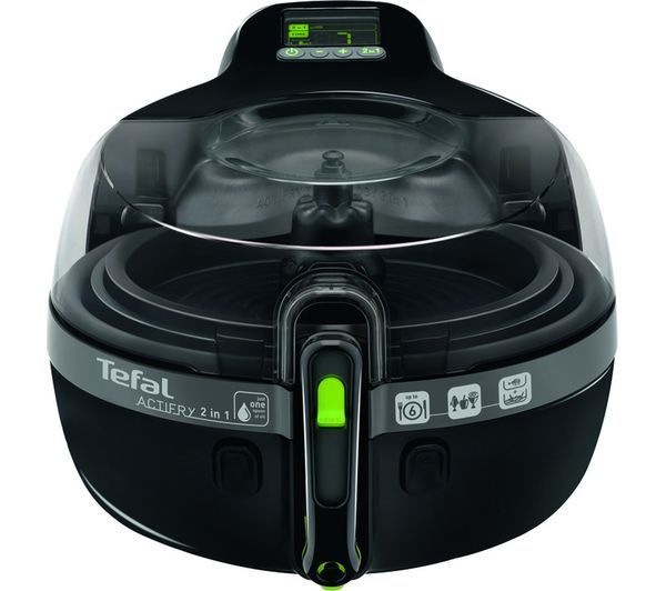TEFAL YV960140 ActiFry 2in1 Fryer  Black- http://www.siboom.co.uk/tefal-yv960140-actifry-2in1-fryer_offers.html |