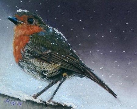 """Robin"" | Pastellum"