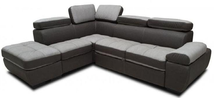 divano letto angolare virgola