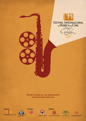 Cordoba International Music and Film Festival 2012  official poster